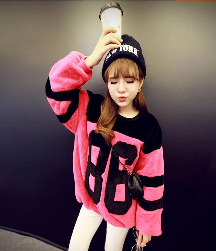 เสื้อกันหนาวแฟชั่นเกาหลีราคาถูก