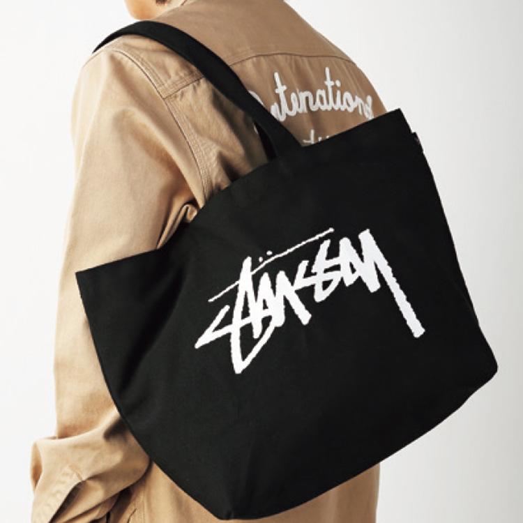 กระเป๋า Stussy x Fall Collection 2015 (e-Mook)