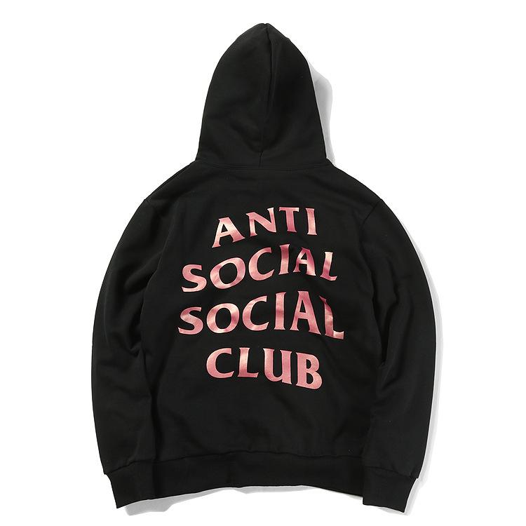 เสื้อ Anti Social Social Club Hoodie
