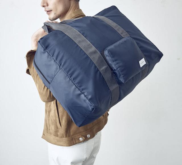 (พร้อมส่ง) กระเป๋า Beams x MonoMax「BEAMS BIG ボストンバッグ」