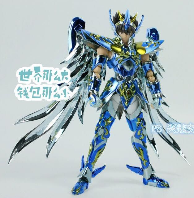้เปิดจอง GreatToys Saint Cloth Myth EX Pegasus Seiya Godcloth 10th Anniversary Edition