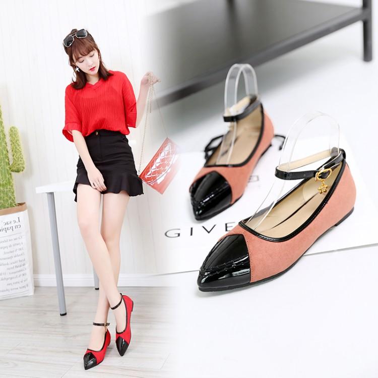 Preorder รองเท้าแฟชั่น สไตล์เกาหลี 34-43 รหัส 55-9612