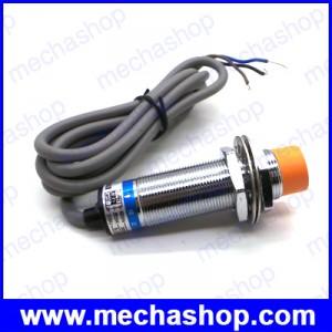 อินดักทีฟพริกซิมิตี้เซนเซอร์ ตรวจจับวัตถุโลหะ Inductive Proximity Sensor,LJ18A3-8-Z/BX,NPN,3-wire NO,diameter 18mm,Proximity Switch