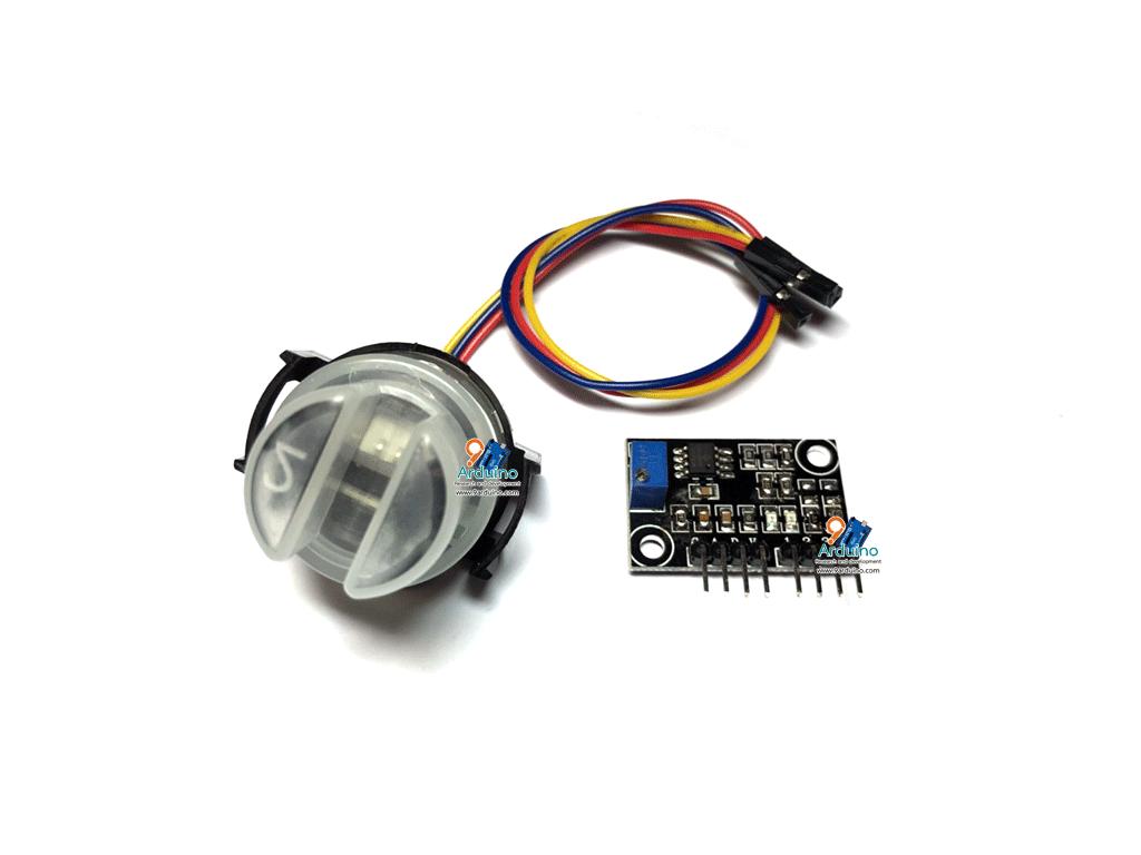 Turbidity sensor เซนเซอร์วัดความขุ่นของน้ำ