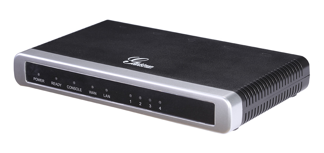 GXW 4104 อุปกรณ์ FXO IP Analog Gateway ขนาด 4-Port FXO, 2 Port Lan, T.38 Fax Over IP, QoS