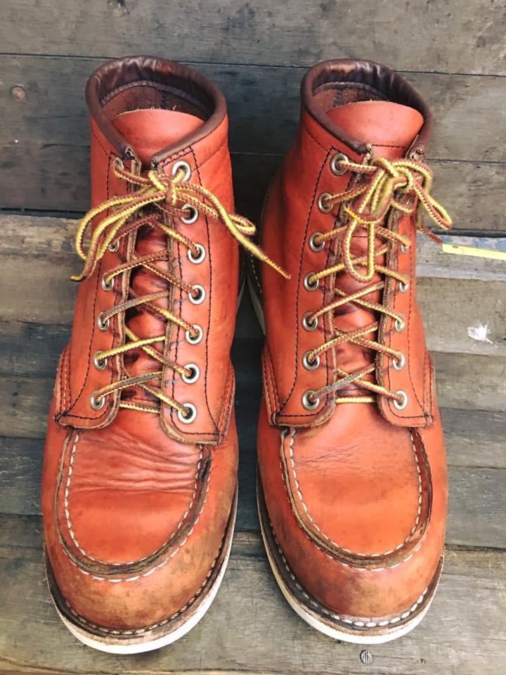 Redwing8131มือสอง size6.5E
