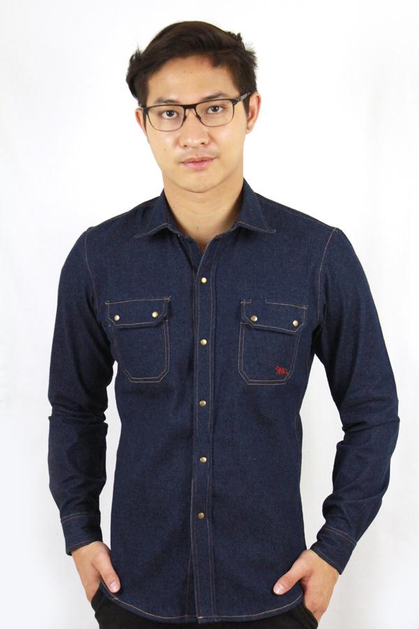 เสื้อเชิ้ตแขนยาว ชาย NANAPA Shirts NA-008