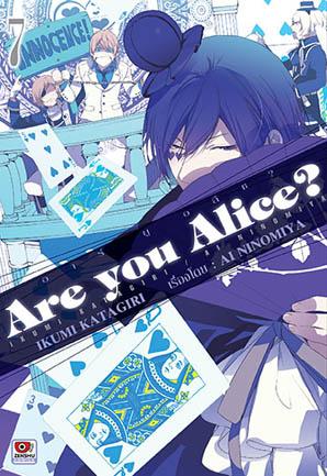 Are You Alice เล่ม 7