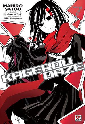 [แยกเล่ม-คอมิค] Kagerou Daze เล่ม 1-7