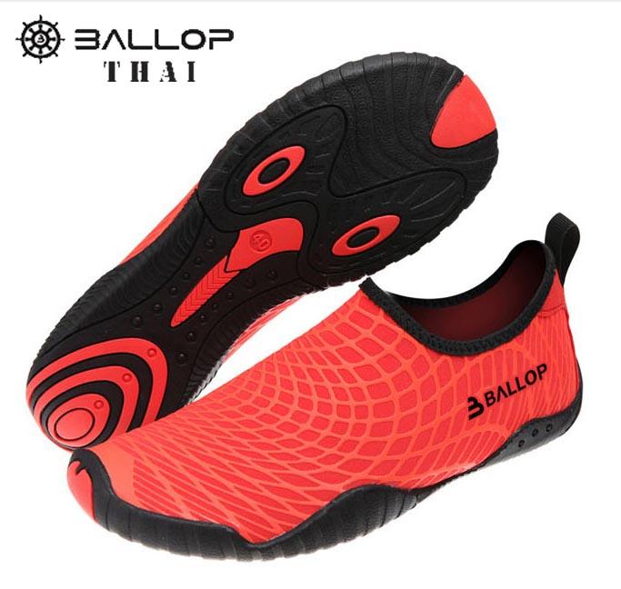 รองเท้า Ballop รุ่น Spider Red