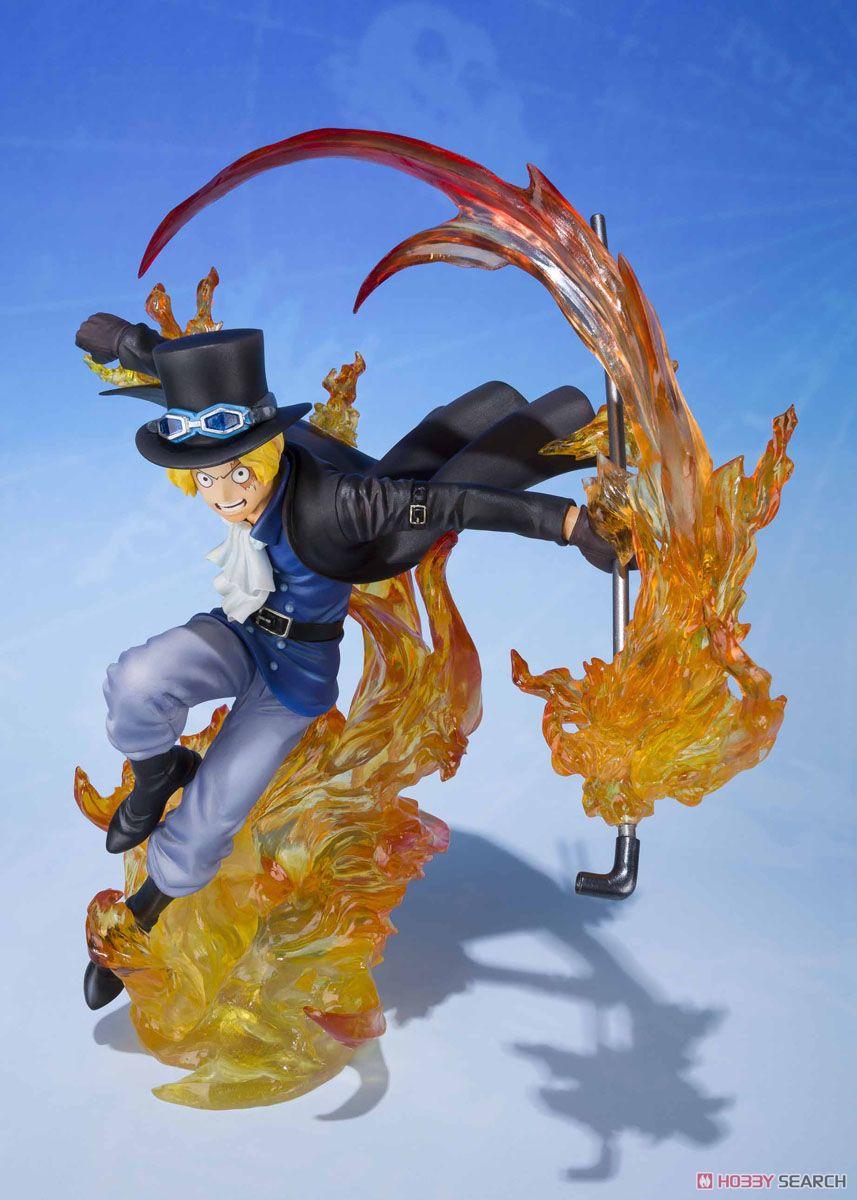 (มี1 รอเมลฉบับที่2 ยืนยันก่อนโอนเงิน ) Figuarts Zero Sabo -Fire Fist- japan lot