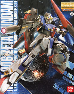 239597 MG Zeta Gundam Ver 2.0 5000เยน