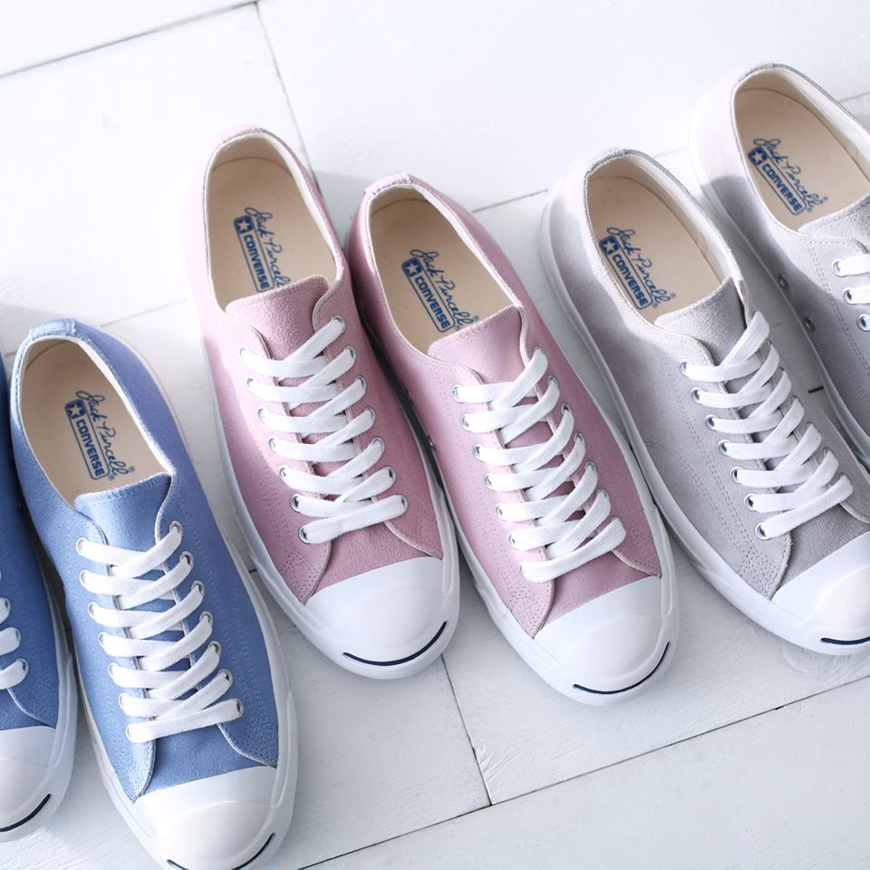 CONVERSE JACK PURCELL PC SUEDE - Converse Japan  886401629