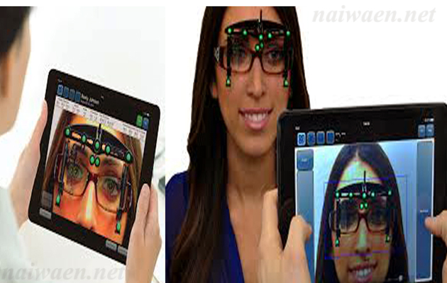 ระบบวัดค่าดิจิตอล หาค่าการประกอบแว่นตาชั้นสูงล่าสุด
