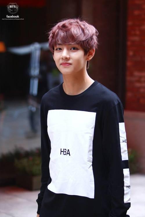 เสื้อแฟชั่น Hood By Air HBA BTS EXO สีดำ
