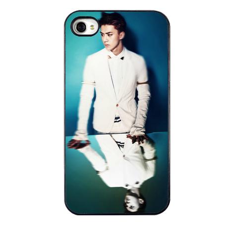 EXO เคส EXO COMEBACK iPhone4/4s : SEHUN