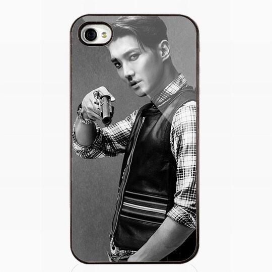 SUPER JUNIOR เคส sj iphone4s/5s Siwon