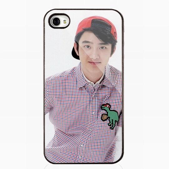 EXO เคส EXO DIE JUNGS iphone4s/5s D.O