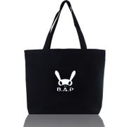 กระเป๋าผ้าB.A.P(สีดำ)