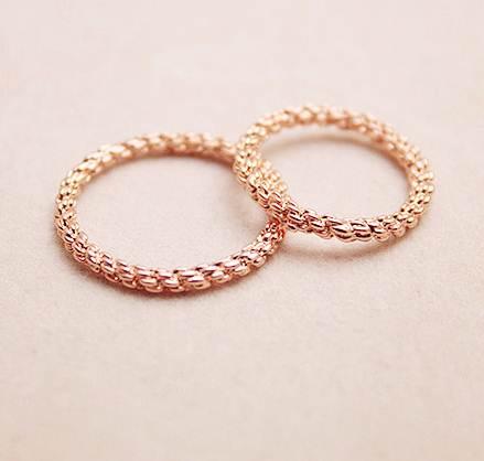แหวนแฟชั่น Korea. Ny