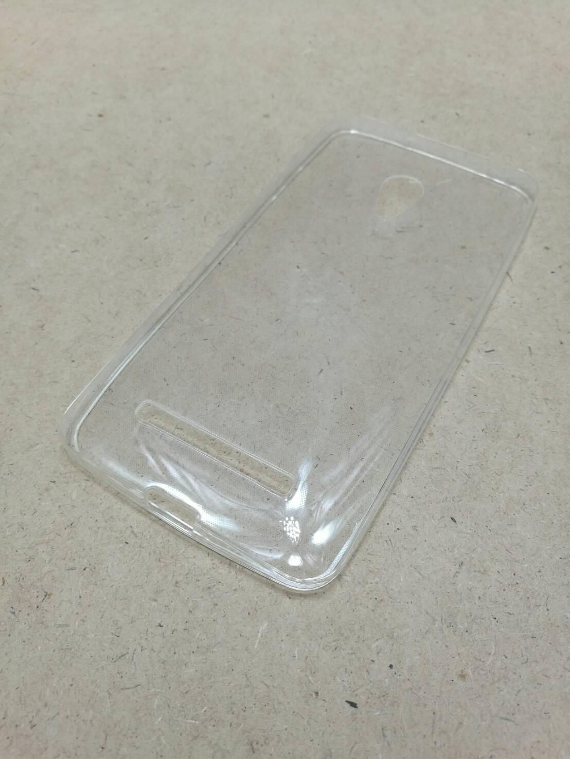 เคสนิ่มใส (หนา 0.3 mm) Zenfone 5