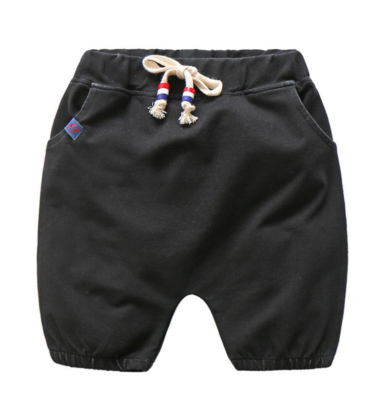 กางเกง สีดำ แพ็ค 5 ชุด ไซส์ 90-100-110-120-130