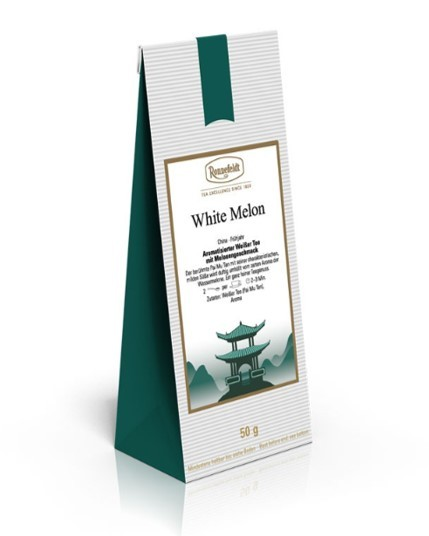 Ronnefeldt Loose Tea - WHITE MELON 50g