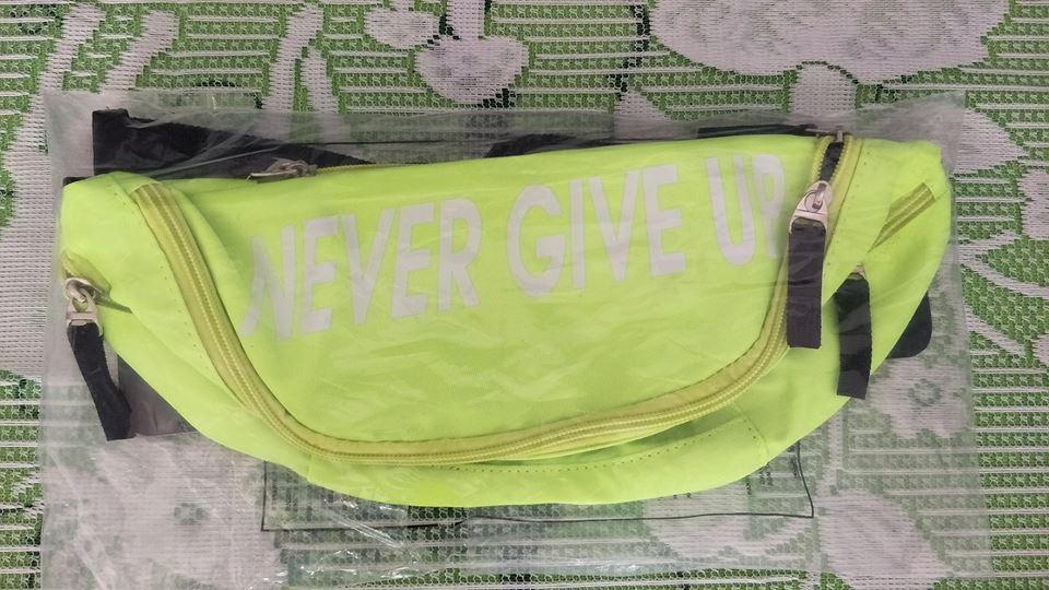 กระเป๋า H3 FreeStyle Bag (สีเขียวสด)