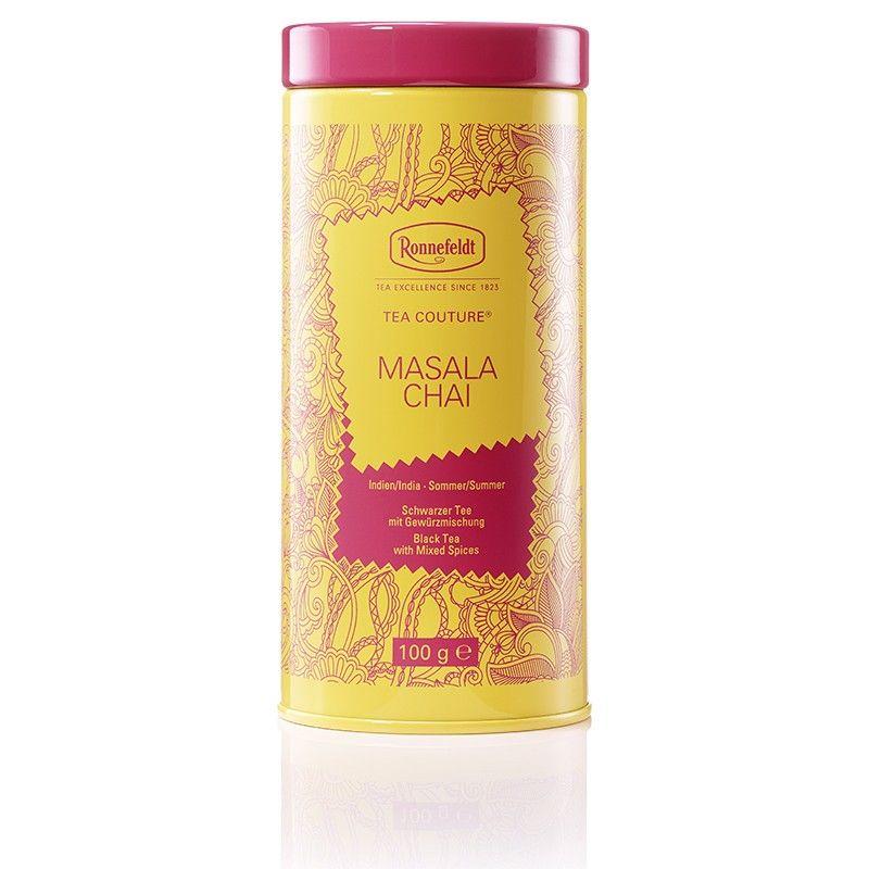 Premium Tea in Caddies - Masala Chai