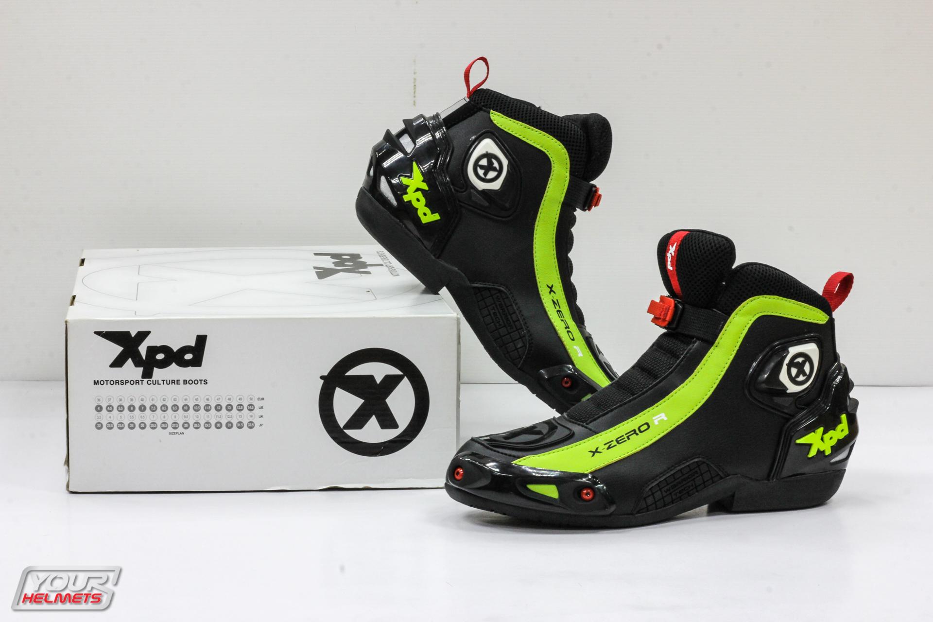 XPD X-ZERO R Black/Green