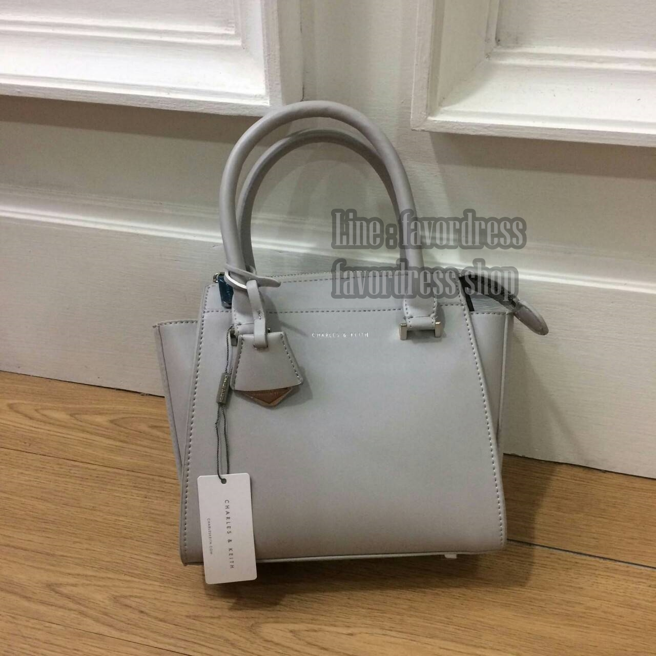 New Arrival Charles and Keith Mini city bag