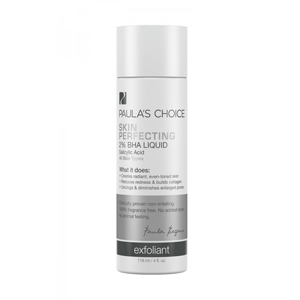 พร้อมส่ง (ลด25%): Paula's Choice พอลล่าช้อยส์ Skin Perfecting 2% BHA Liquid Exfoliant (Best for: Normal to Very Oily Skin) 118ml