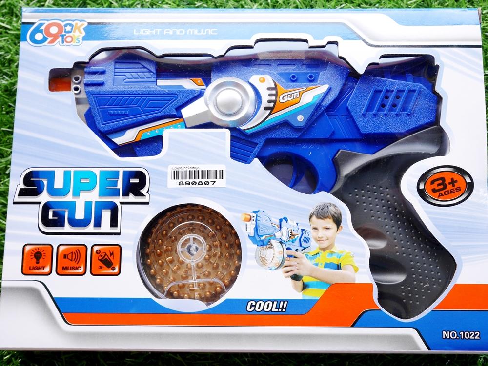 ของเล่นเด็ก Super gun 69oktoys