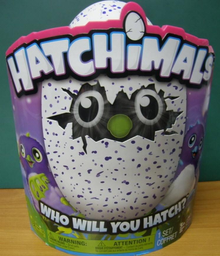 Hatchimals Draggle (blue/purple) พร้อมส่ง