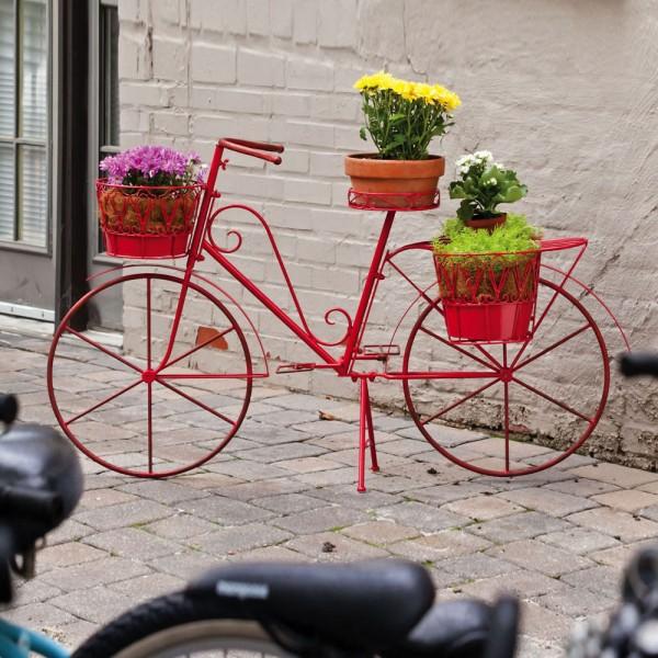 ไอเดียตกแต่งบ้านด้วยจักรยานคันเก่า 1