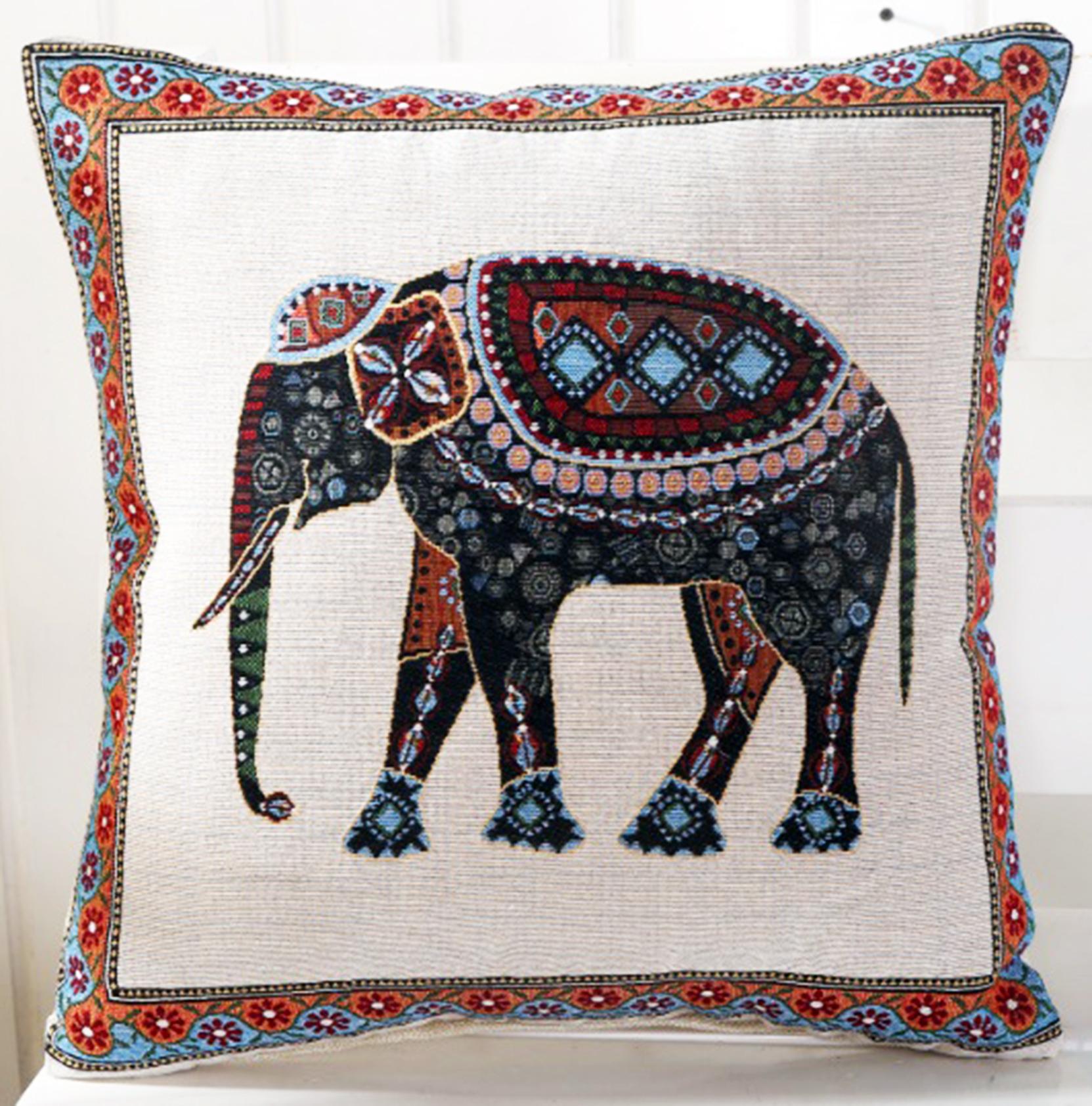 หมอนอิง Thai Elephant 2