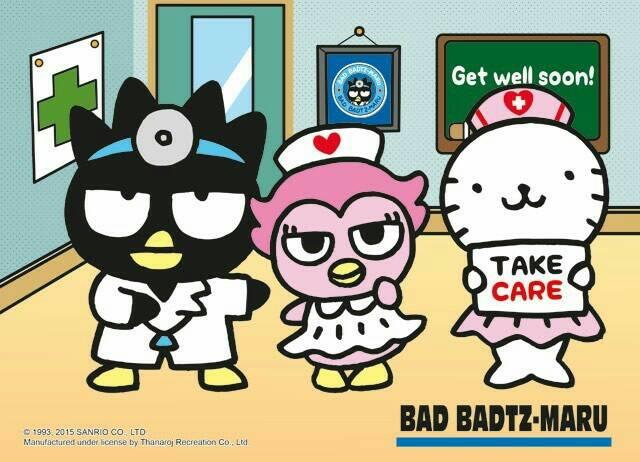 Bad Badtz-Maru แบ๊ดแบด มารุ จิ๊กซอว์ซานริโอ Sanrio 54 ชิ้น ขนาด36*25.5 ซม. สำหรับเด็กน้อย 3ขวบ ขึ้นไป ฝึกหัดต่อจิ๊กซอว์