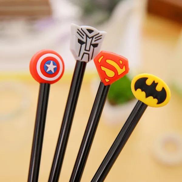 ปากกา super hero หมด