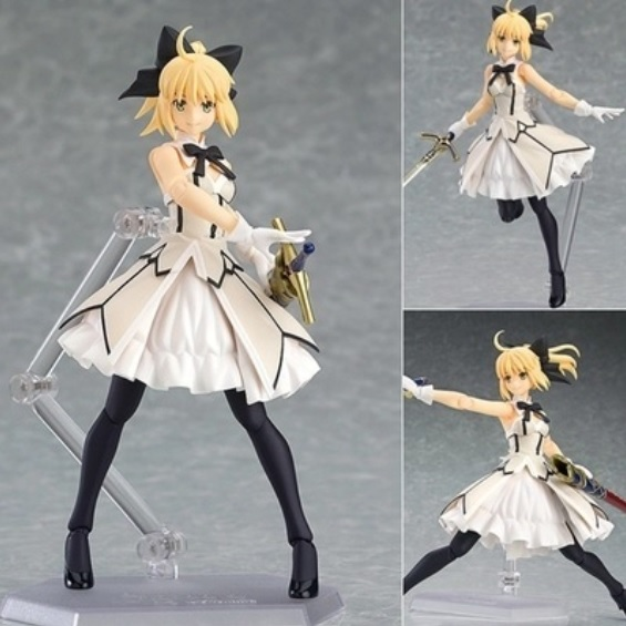 [Figma] Saber Lily