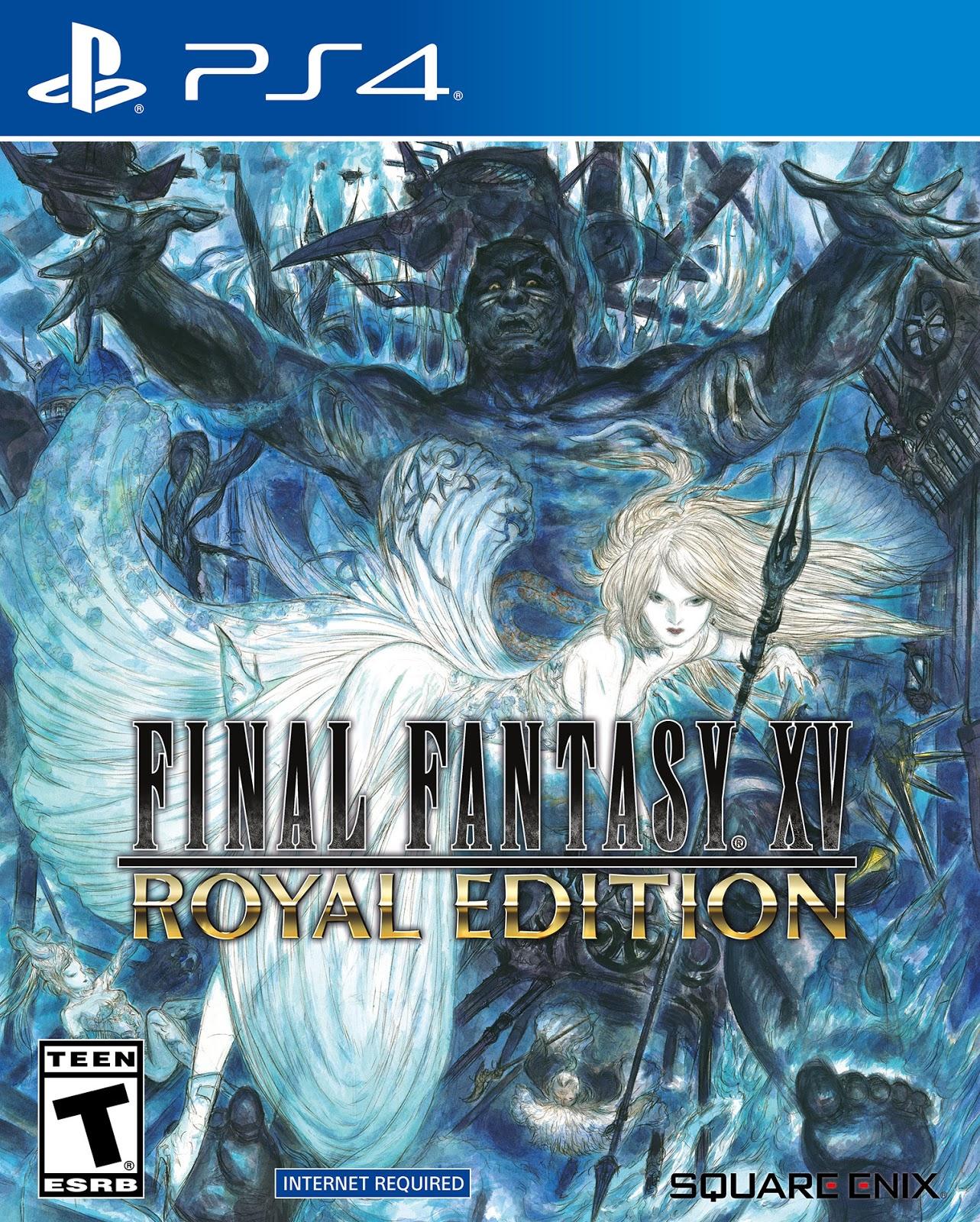 [PS4] FINAL FANTASY XV: ROYAL EDITION [R3][EN]