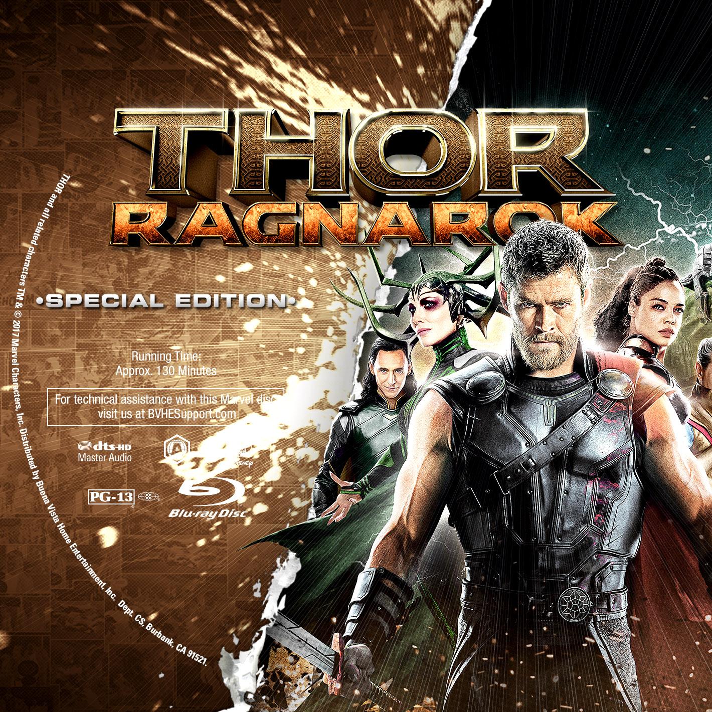 *U1742 - Thor (Ragnarok) (2017)