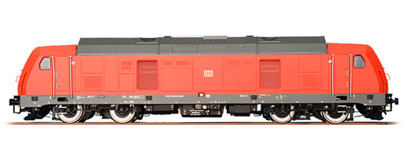 ESU31092 BR245 DBAG, dcc sound