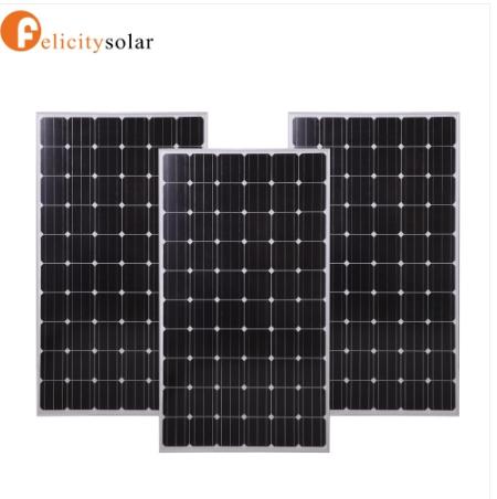 แผงโซล่าเซลล์ โพลี 260 วัตต์#Felicity Solar Panel Poly-crystalline 260W