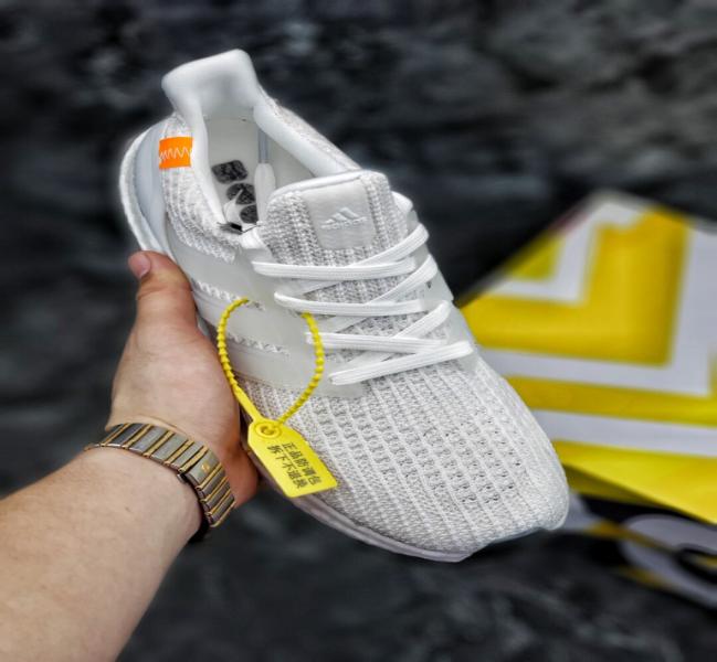best service 4de0c 3ae7e Adidas UltraBOOST x OFF-WHITE UB4.0 (ລະຫັດ: 230)