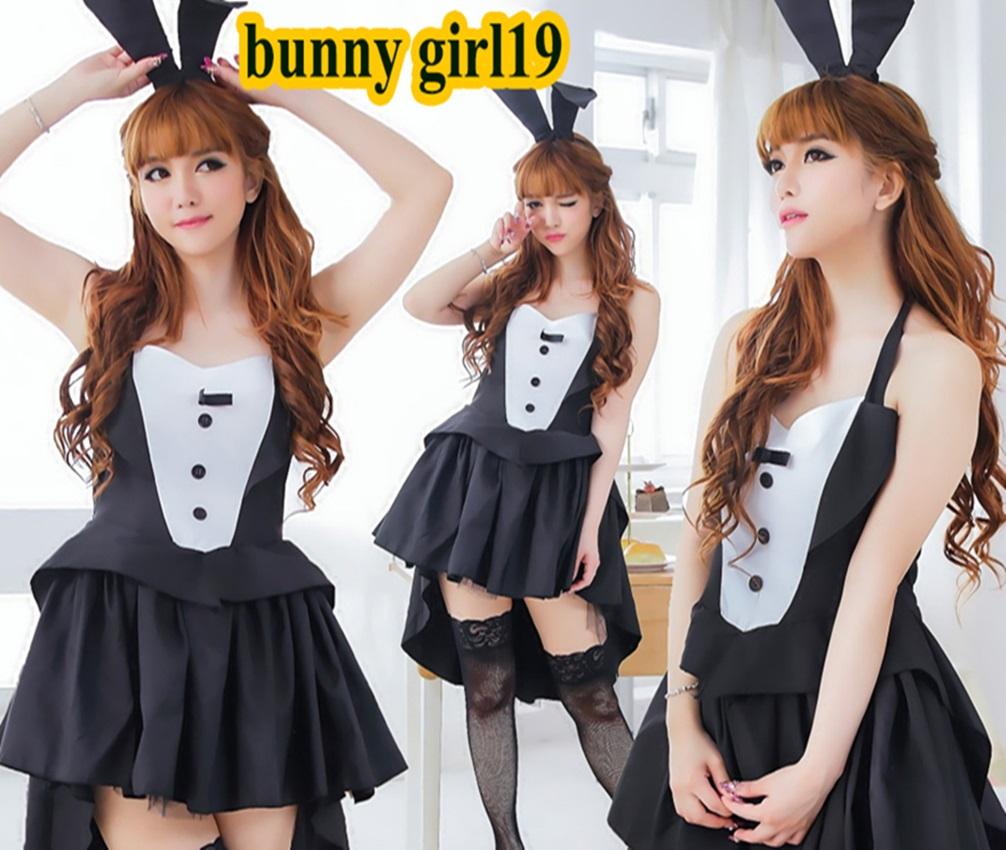 รหัส bunny girl19 ชุดคอสเพลย์เซ็กซี่บันนี่