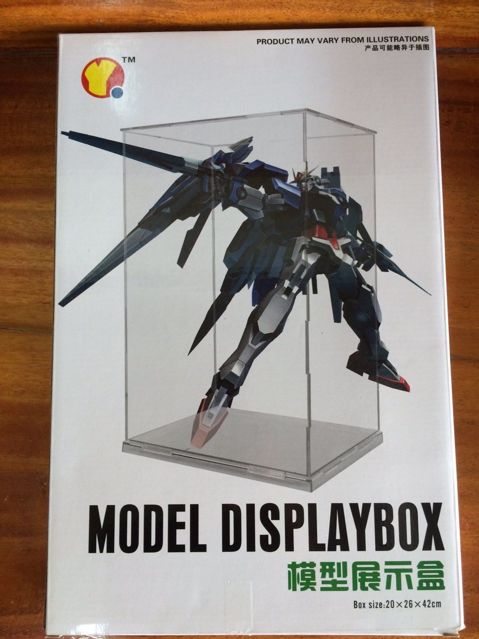 DISPLAY BOX 1/60