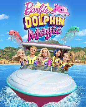 Barbie Dolphin Magic / บาร์บี้™ โลมา มหัศจรรย์