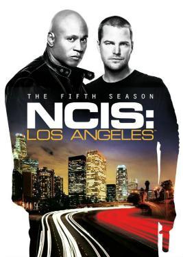NCIS : Los Angeles Season 5 / เอ็นซีไอเอส ลอสแองเจิลลิส ปี 5 (พากย์ไทย 5 แผ่นจบ + แถมปกฟรี)