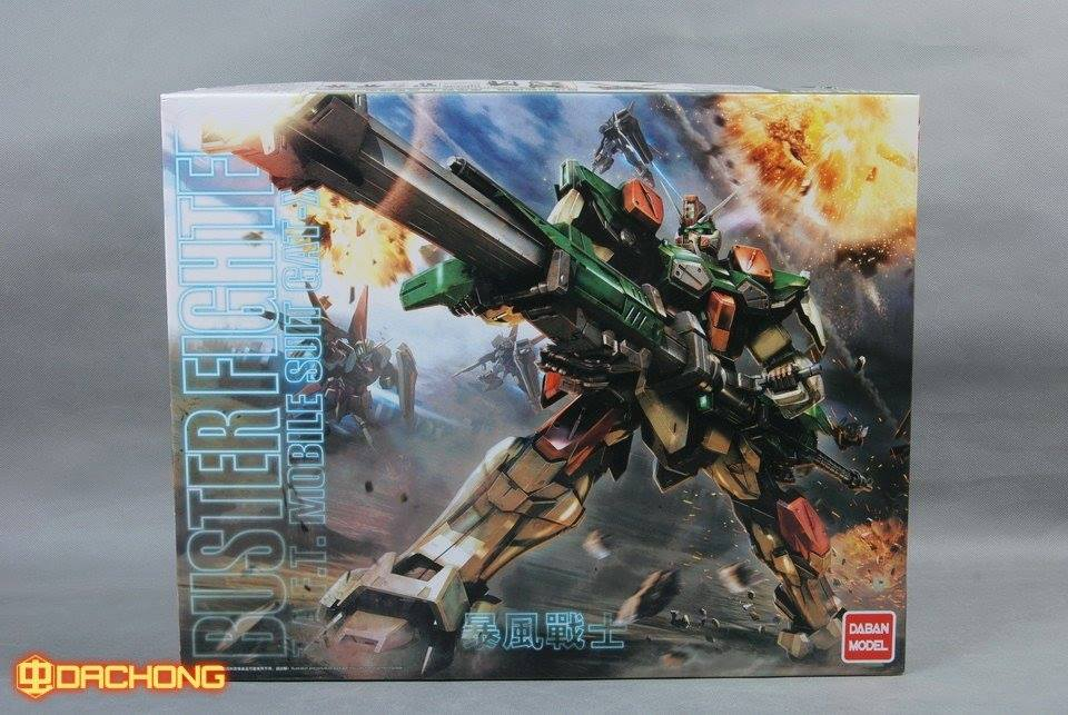 BUSTER FIGHTER DABAN MG 6616
