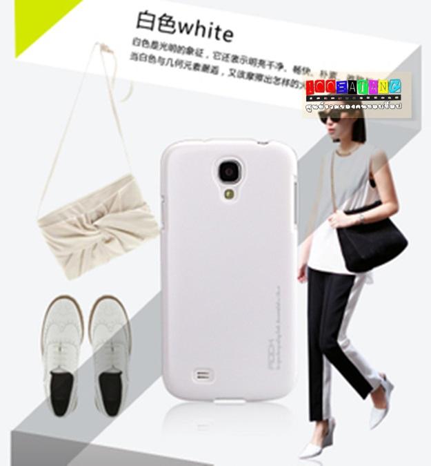 (พร้อมส่ง)เคสมือถือซัมซุงกาแล็คซี่เอส 4 Samsung Galaxy Case S4 เคสพลาสติกหรู ROCK